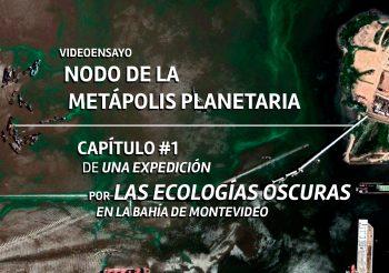 VIDEOENSAYO #1: NODO DE LA METÁPOLIS PLANETARIA – BAHÍA MONTEVIDEO TERRITORIO ESPECÍFICO