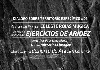 DIALOGO #1: EJERCICIOS DE ARIDEZ DE CELESTE ROJAS MUGICA (AR-CL) | DESIERTO DE ATACAMA