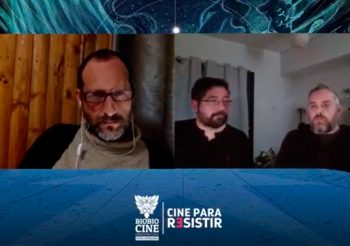 DIALOGO #4: CONVERSACIÓN SOBRE TERRITORIO ESPECÍFICO CON BIOBIOCINE EN EL CICLO #CINEPARARESISTIR