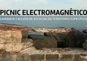 INVITACIÓN A PICNIC ELECTROMAGNÉTICO – DERIVA RADIOFÓNICA EN TERRITORIO ESPECÍFICO –  Viernes 12 de Junio EN DIRECTO: 6:30AM (CL) 7:30AM (UY) /  RETRANSMISIÓN: 23:00 (CL) 00:00 (UY) Sintoniza: radiotsonami.org